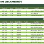 Oportunidades de empleo en Chilpancingo Primera quincena de Junio