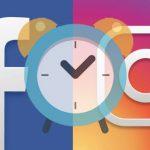 Facebook e Instagram lanzan una nueva herramienta para limitar el tiempo que usas estas aplicaciones.
