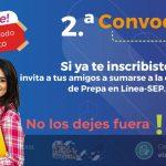 🔥Estudia la Preparatoria en línea GRATIS consulta la CONVOCATORIA